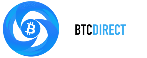 BTCDirect Logo (Broker)