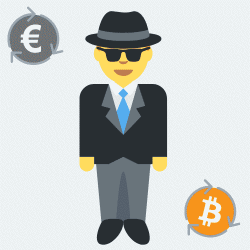 Buy cryptocurrency from a broker
